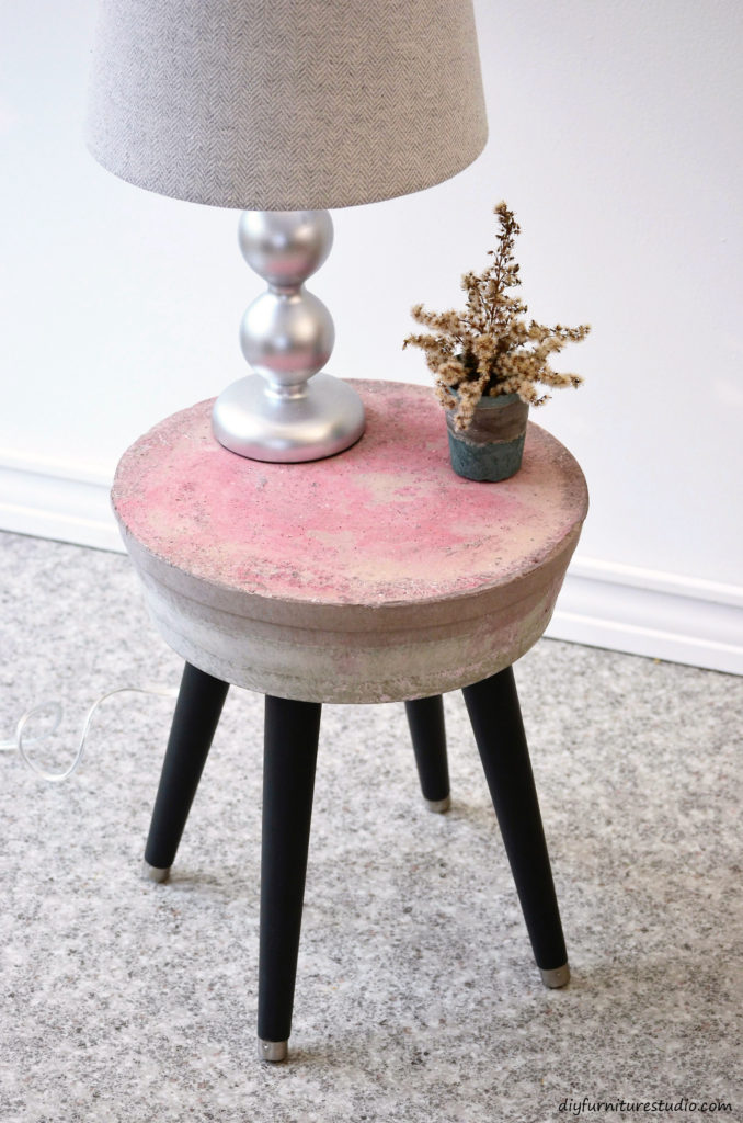 5 Fantastic Diy Side Tables Under 25 From Diy Furniture
